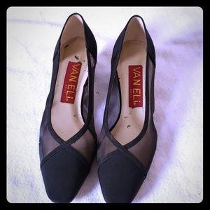 Vintage Van Eli Shoes